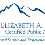elizabeth brown public accountant logo