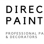 direct painters professional painters decorator logo